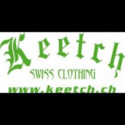 Stickers gothique 70 cm Vert